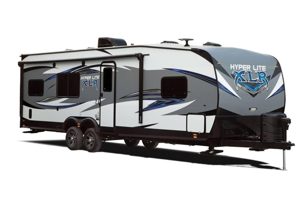 medium resolution of 2018 xlr by forest river 27hfs xlr hyper lite travel trailers