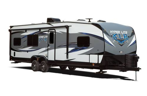 small resolution of 2018 xlr by forest river 27hfs xlr hyper lite travel trailers