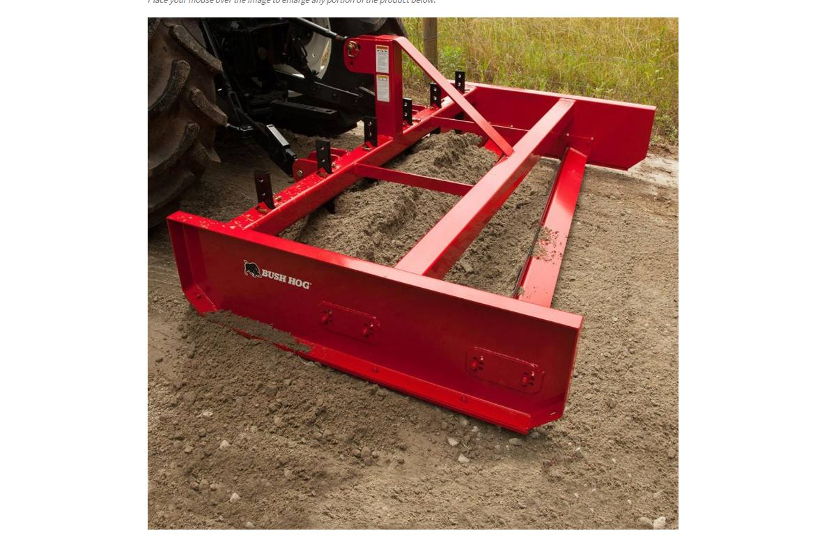 hight resolution of new bush hog models for sale in owensboro ky o u0027bryan implement sales2019 graders