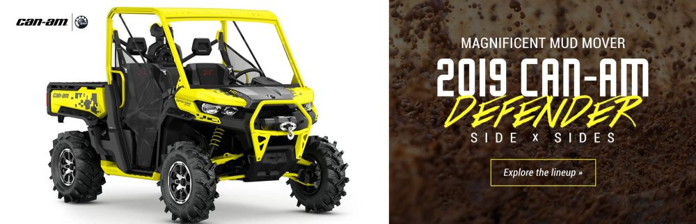 medium resolution of 2019 can am defender side x sides