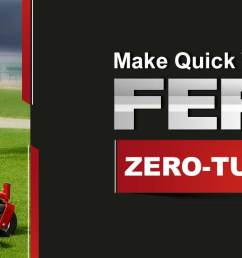 ferris zero turn mowers [ 1920 x 620 Pixel ]