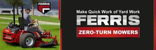 small resolution of ferris zero turn mowers