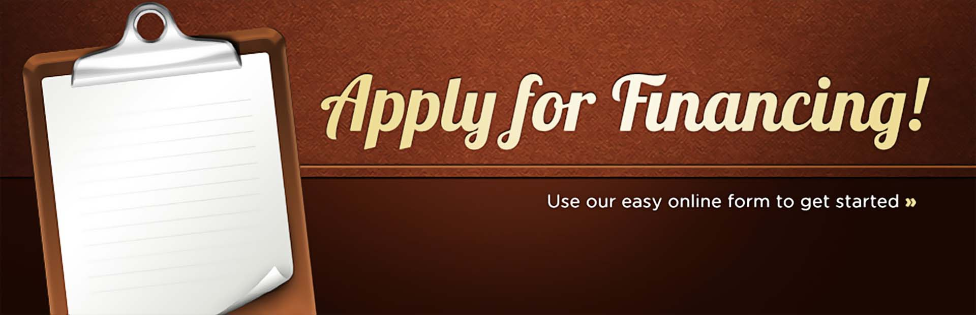 hight resolution of apply for financing