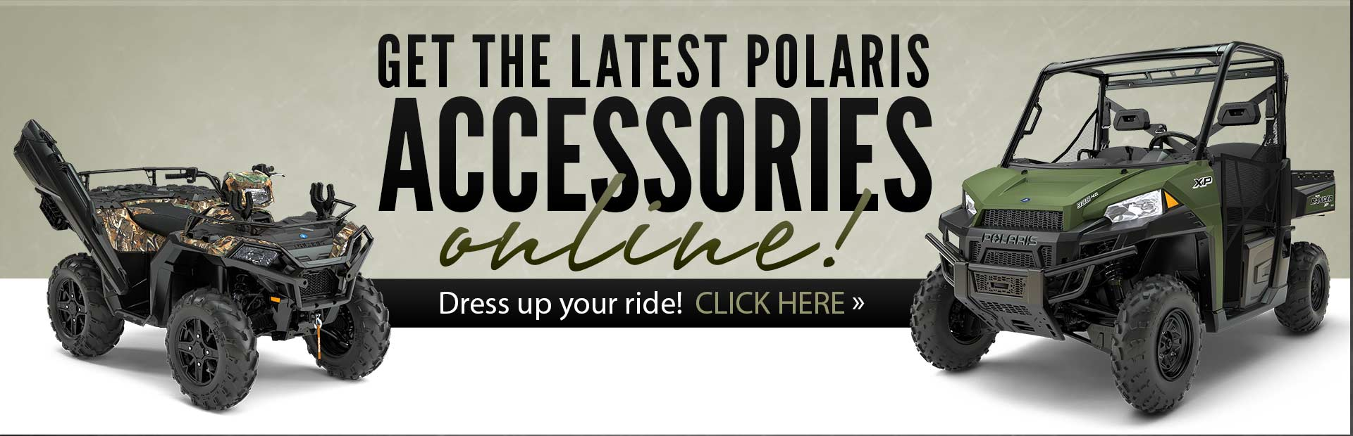 hight resolution of browse polaris accessories online