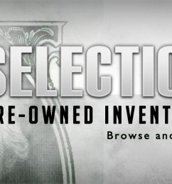 pre owned inventory [ 1920 x 620 Pixel ]