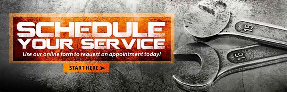 medium resolution of schedule your service