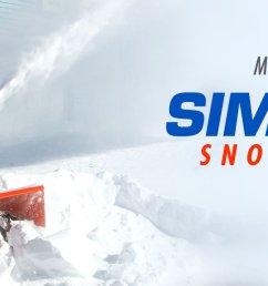 simplicity snowthrowers [ 1920 x 620 Pixel ]