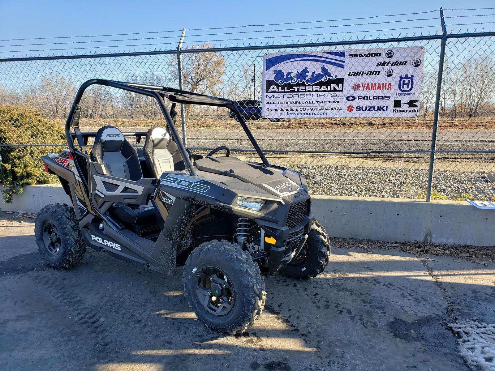 hight resolution of rzr 900 black 2019