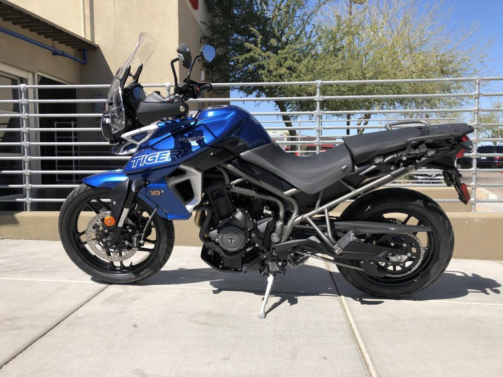 medium resolution of 2019 triumph tiger 800 xrx for sale in peoria az go az motorcycles in peoria 623 322 6700