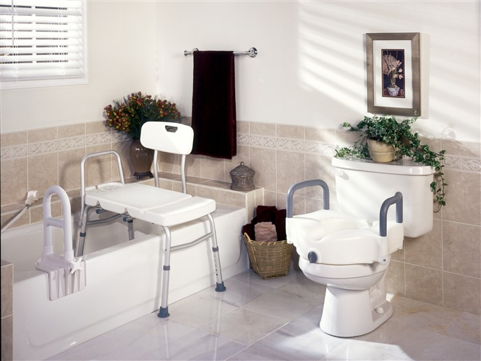 bathroom safety frontier home medical