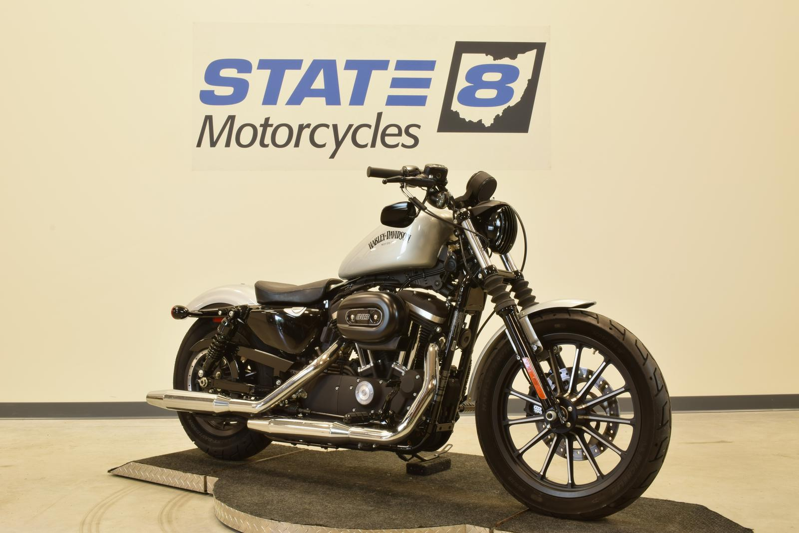 hight resolution of 2015 harley davidson xl883n sportster 883 iron for sale in 39446 1