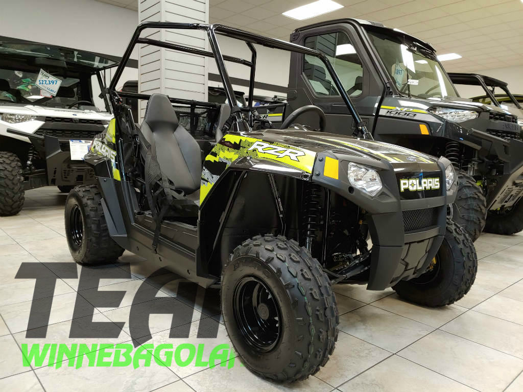 small resolution of 2019 polaris industries rzr 170 efi lime squeeze cruiser black for sale in oshkosh wi team winnebagoland 920 233 3070