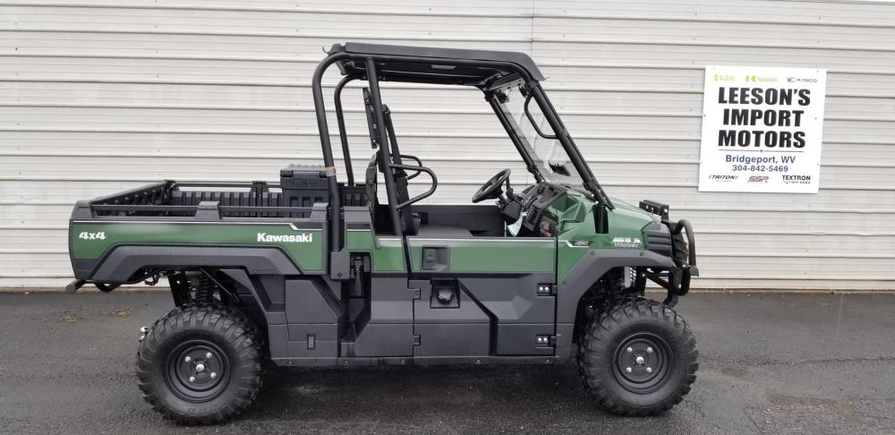 medium resolution of 2019 kawasaki mule pro fx eps for sale in bridgeport wv leeson s import motors 844 533 7667