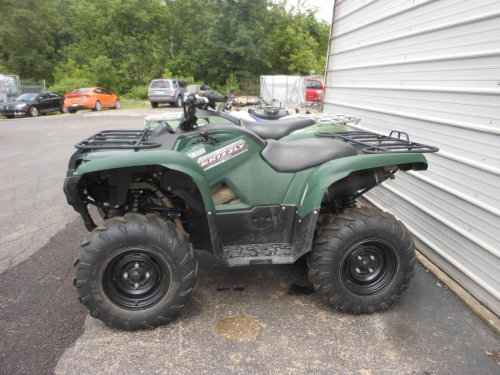 medium resolution of 2013 yamaha grizzly 700 fi auto 4x4 for sale in bridgeport wv leeson s import motors 844 533 7667