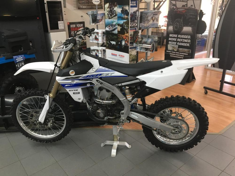medium resolution of 2016 yz450fx