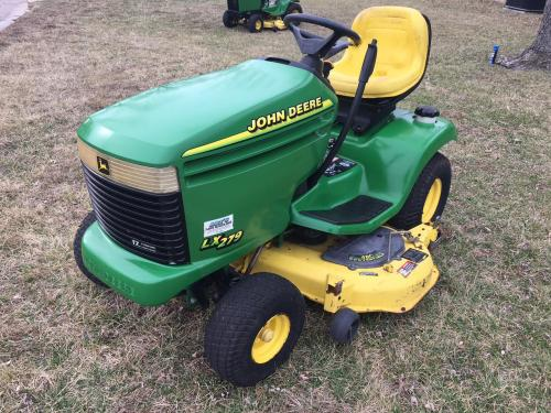 small resolution of 2001 john deere lx279 for sale in florissant mo art u0027s lawn mower lx279