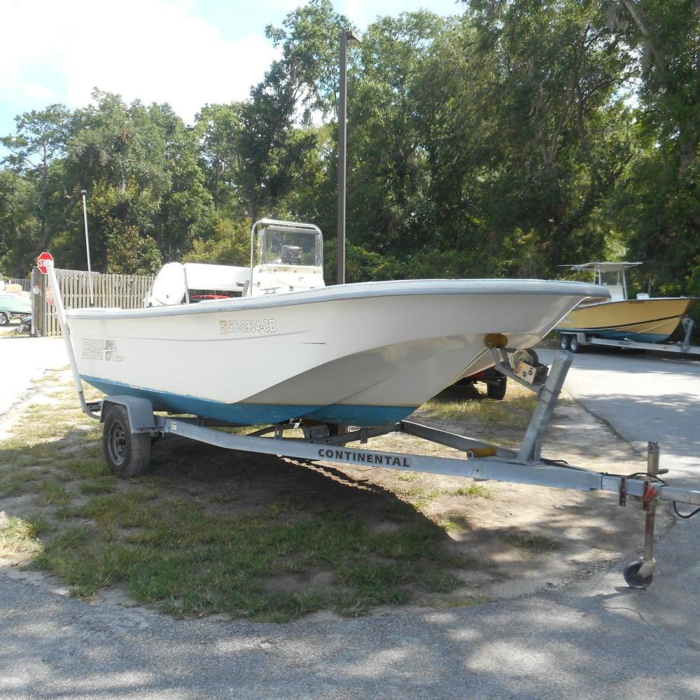 medium resolution of 2009 carolina skiff 178dlv 002