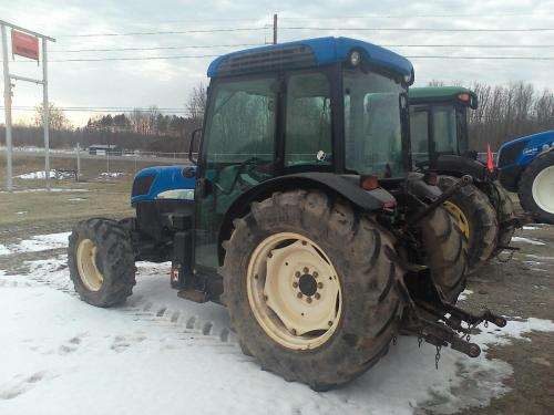small resolution of  2009 new holland agriculture t4030f supersteer fwd cab for sale in f c new holland wiring schematic