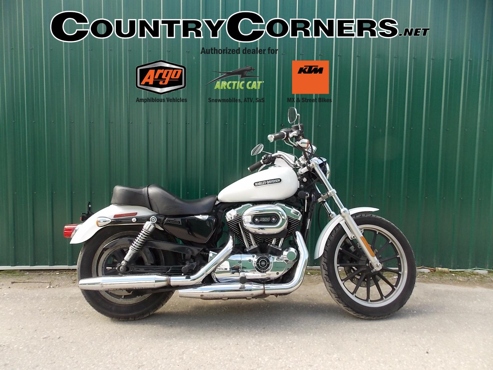 hight resolution of 2007 harley davidson xl1200 sportster country corners