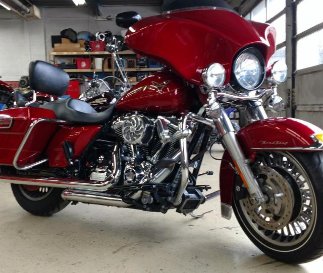 2013 Harley Davidson Flhr For Sale In Bedford Hills Ny Westchester Powersports