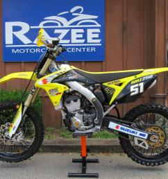 complete service repair workshop manual for the suzuki rm z250 rmz250 rmz rm z 250 this is the same manual motorcycle dealerships use to repair your bike  [ 1600 x 1200 Pixel ]