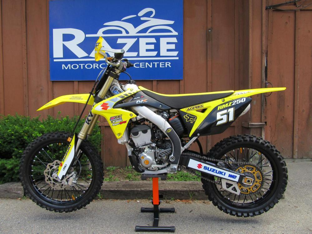 medium resolution of complete service repair workshop manual for the suzuki rm z250 rmz250 rmz rm z 250 this is the same manual motorcycle dealerships use to repair your bike