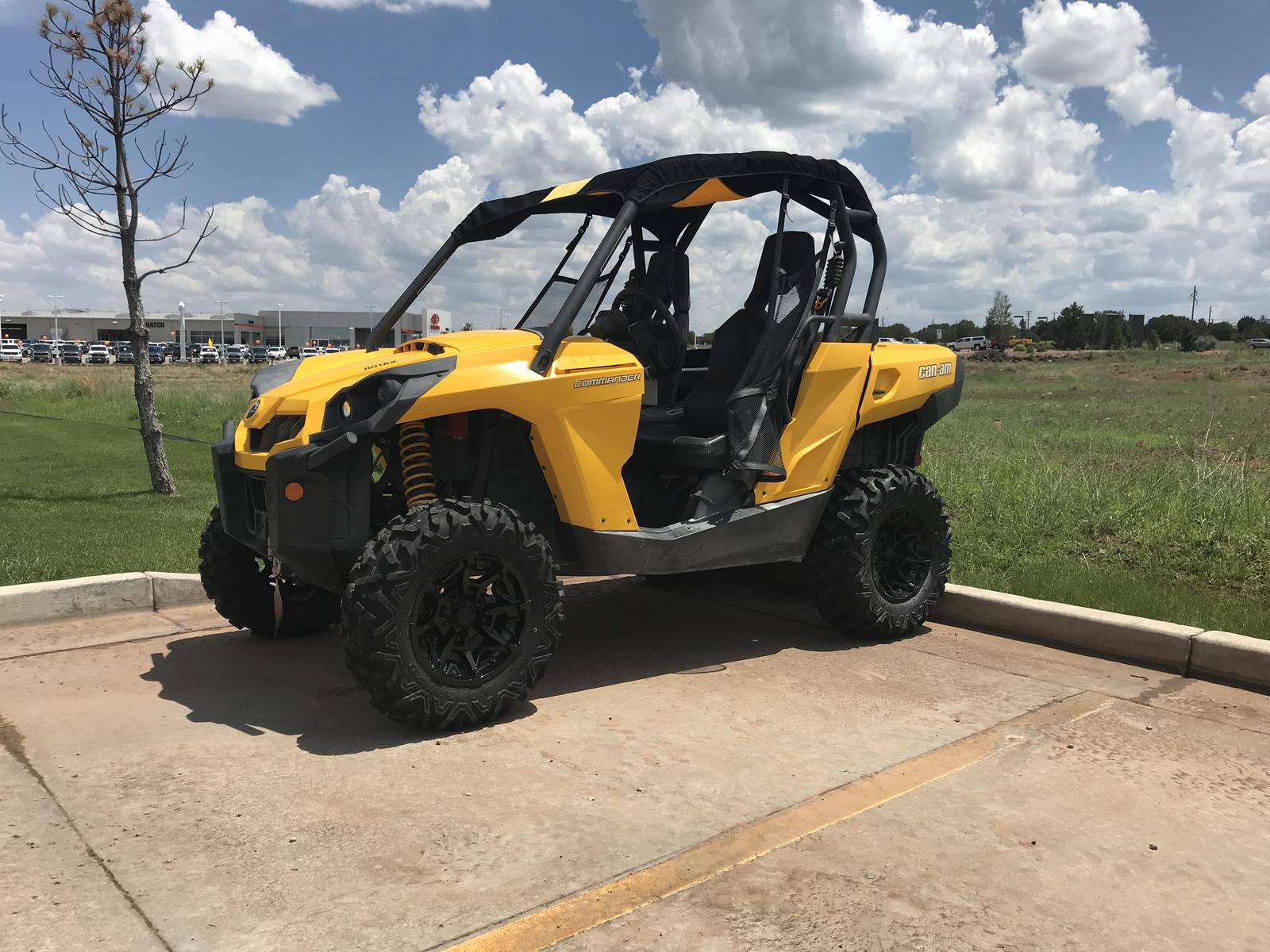 hight resolution of 2012 can am commander 800r for sale in show low az show low