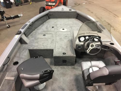 small resolution of 2018 crestliner 1750 fish hawk side console for sale in ham lake mncrestliner boat wiring