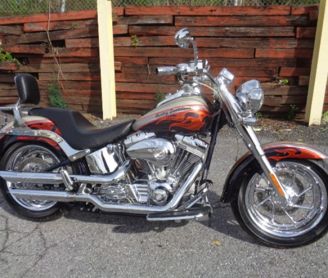 2006 Harley Davidson Screamin Eagle Fatboy For Sale In Douglassville Pa Evolution Powersports