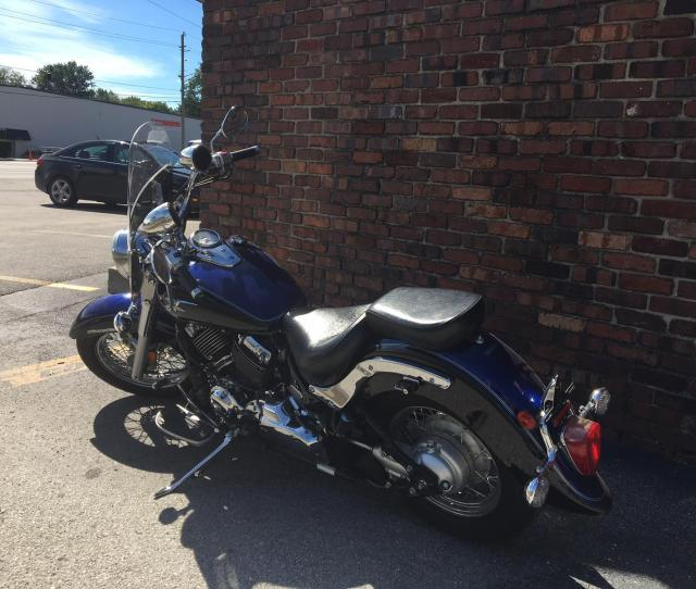 2006 Yamaha V Star Classic 650 For Sale In Indianapolis In Dreyer Honda