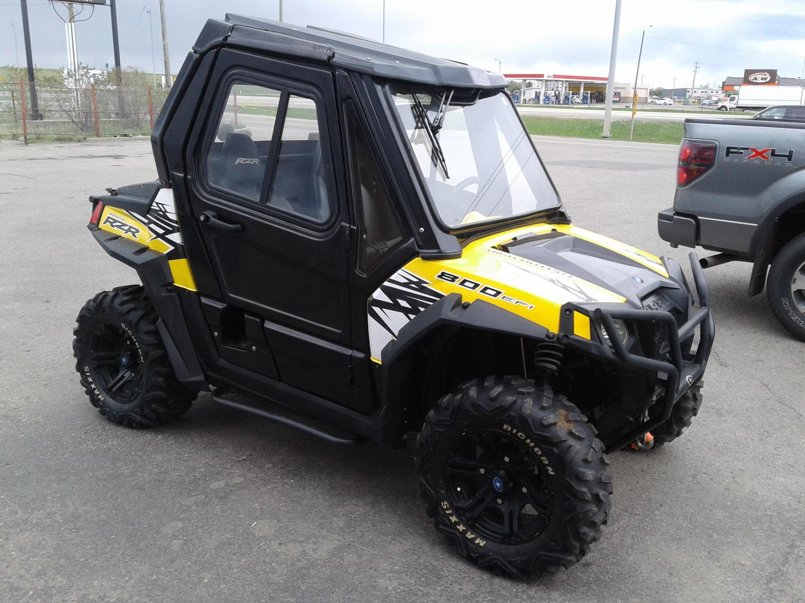 hight resolution of 2011 ranger rzr 800 screamin yellow le polaris industries 2011 ranger rzr 800 screamin yellow le