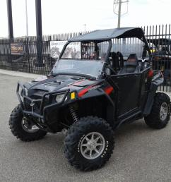 2011 rzr s 800 black carbon fiber le low km in good shape polaris industries 2011 rzr s 800  [ 1600 x 1200 Pixel ]