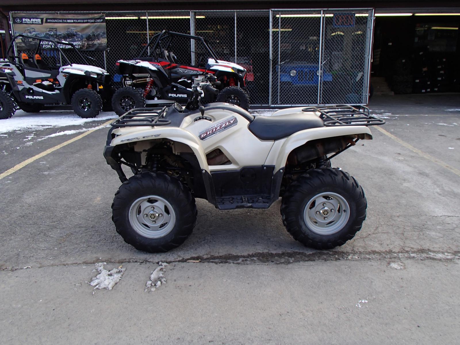 hight resolution of 2012 yamaha grizzly 700 eps for sale in elkins wv elkins motorsports 304 636 7732