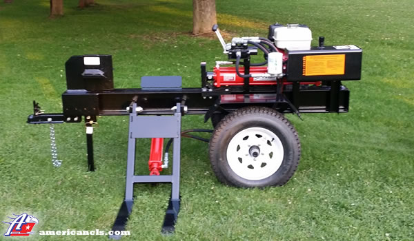 American Log Splitter