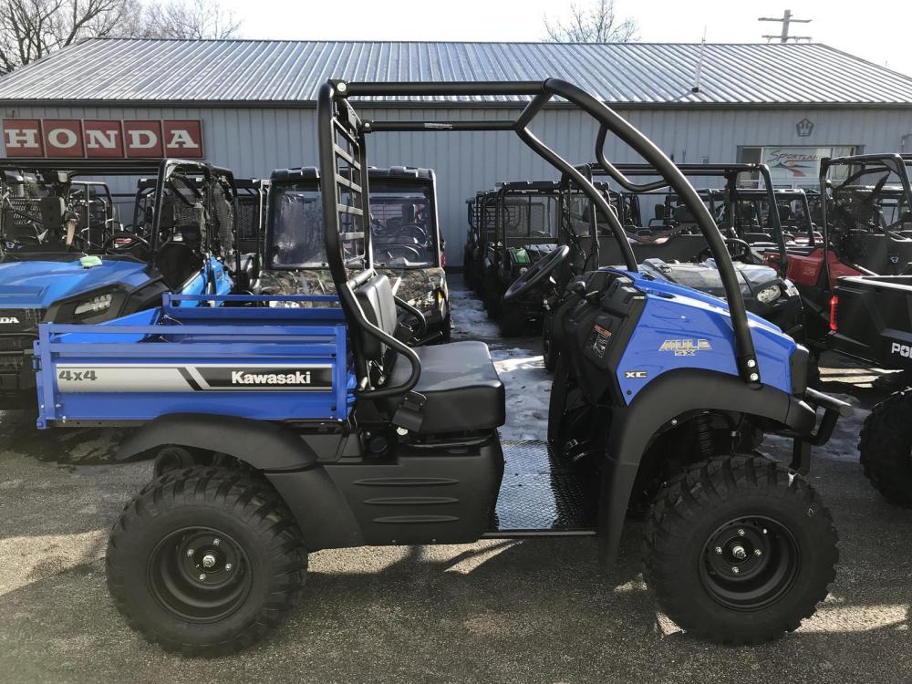 medium resolution of 2018 kawasaki mule sx 4x4 xc for sale in urbana il sportland motorsports 217 328 5005