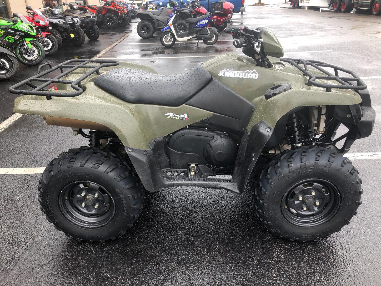 hight resolution of 2010 suzuki kingquad 750axi eps review photos motorcycle usa stock image terra green 2016