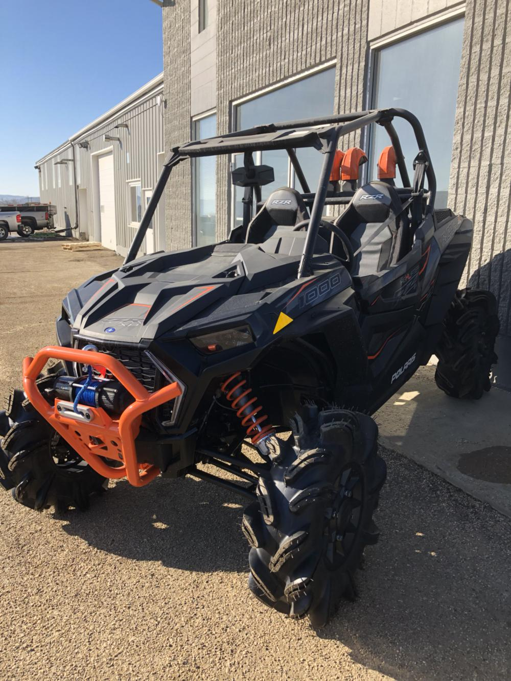 hight resolution of 2019 polaris industries rzr xp 1000 high lifter stealth black