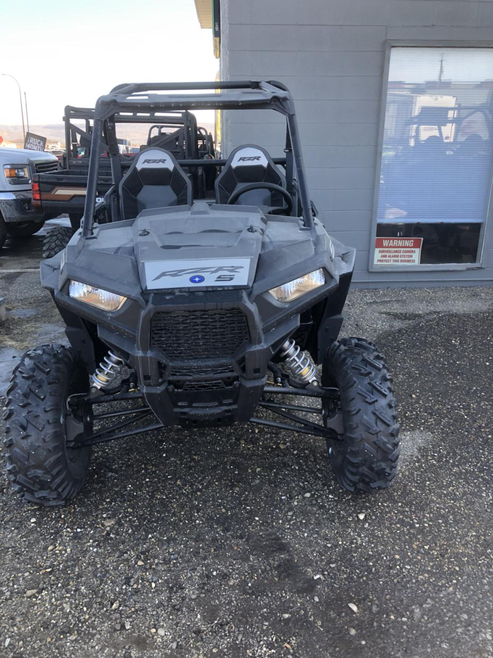medium resolution of 2019 polaris industries rzr s 900 eps black pearl