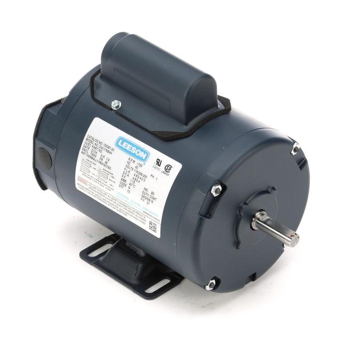 leeson 3 hp motor wiring diagram 7 pin trailer plug ford regal beloit motors catalog no 092011 00