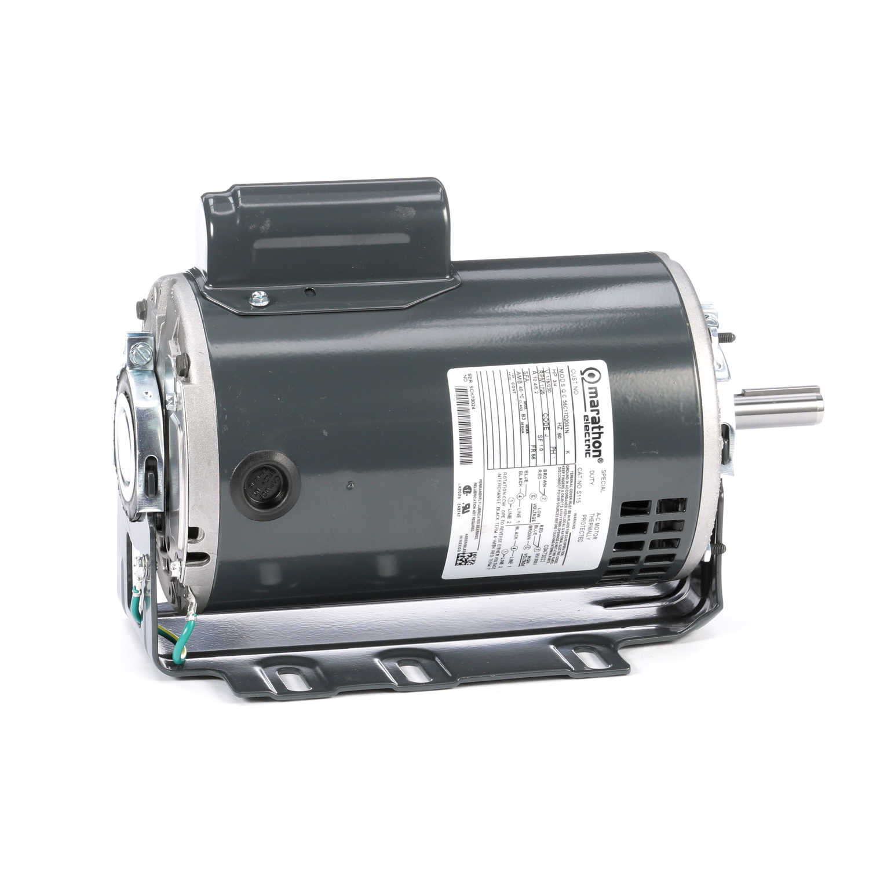 Electric Motor Wiring Diagram Single Phase Marathon Motor Wiring