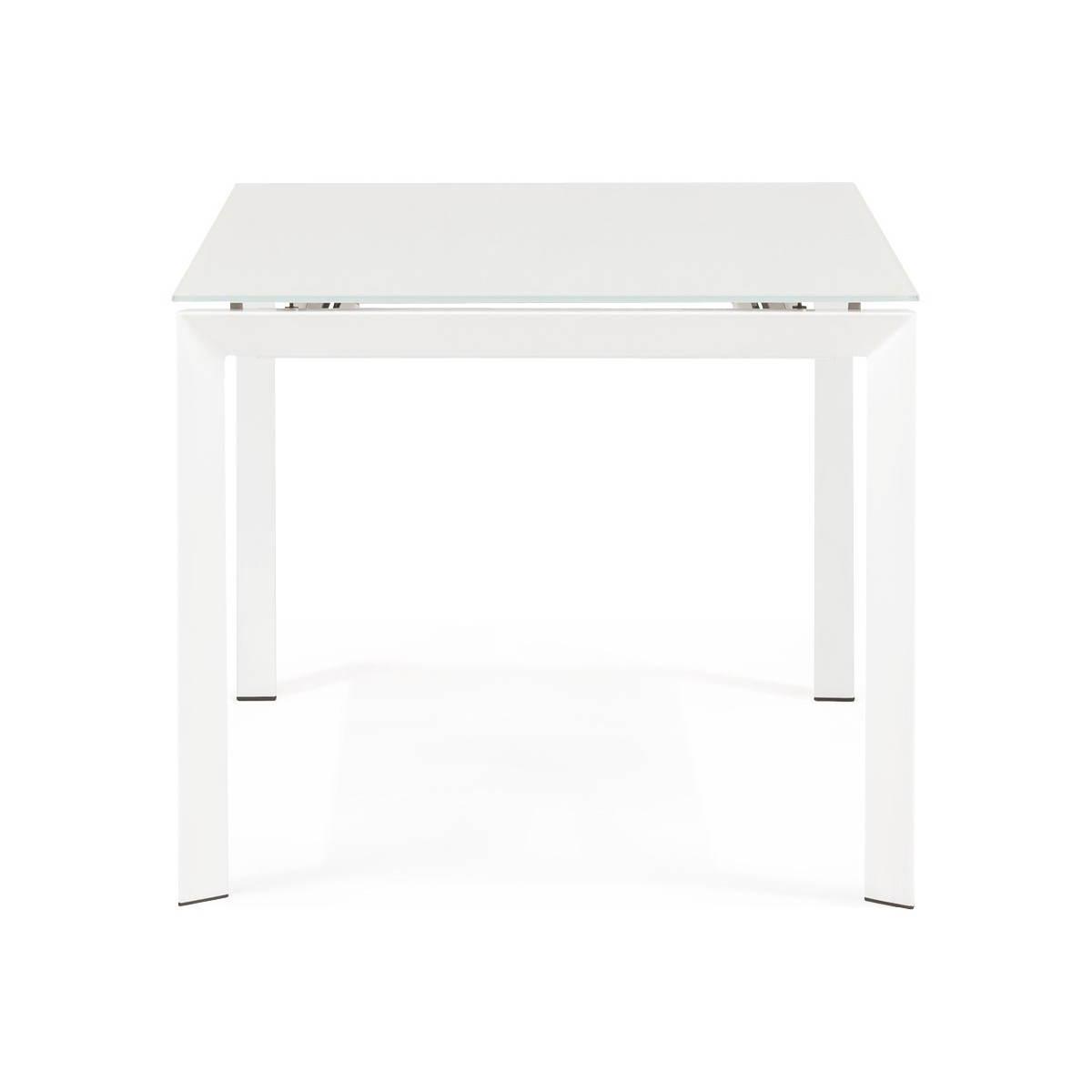 table design rectangulaire avec