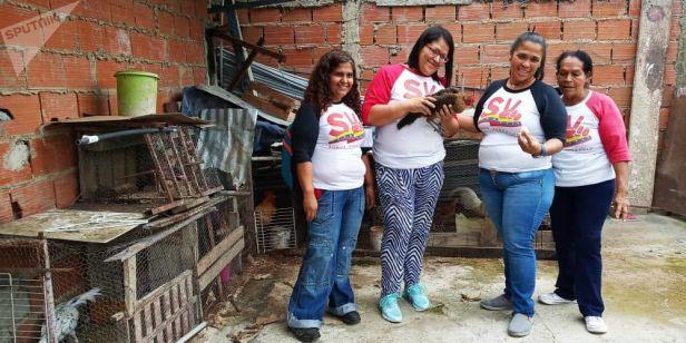 El Kilombo, como todos los barrios del país, es un blanco de la guerra que ha sido desatada sobre Venezuela