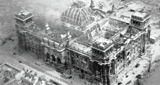 El último avance del Ejército Rojo: los soviéticos llegan a Berlín