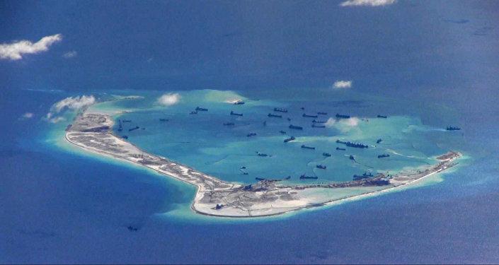 Tensión en el Mar del Sur de China