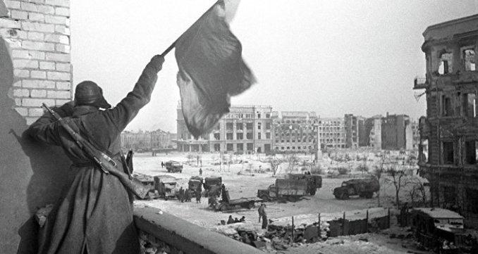 Batalla de Stalingrado en la Segunda Guerra Mundial