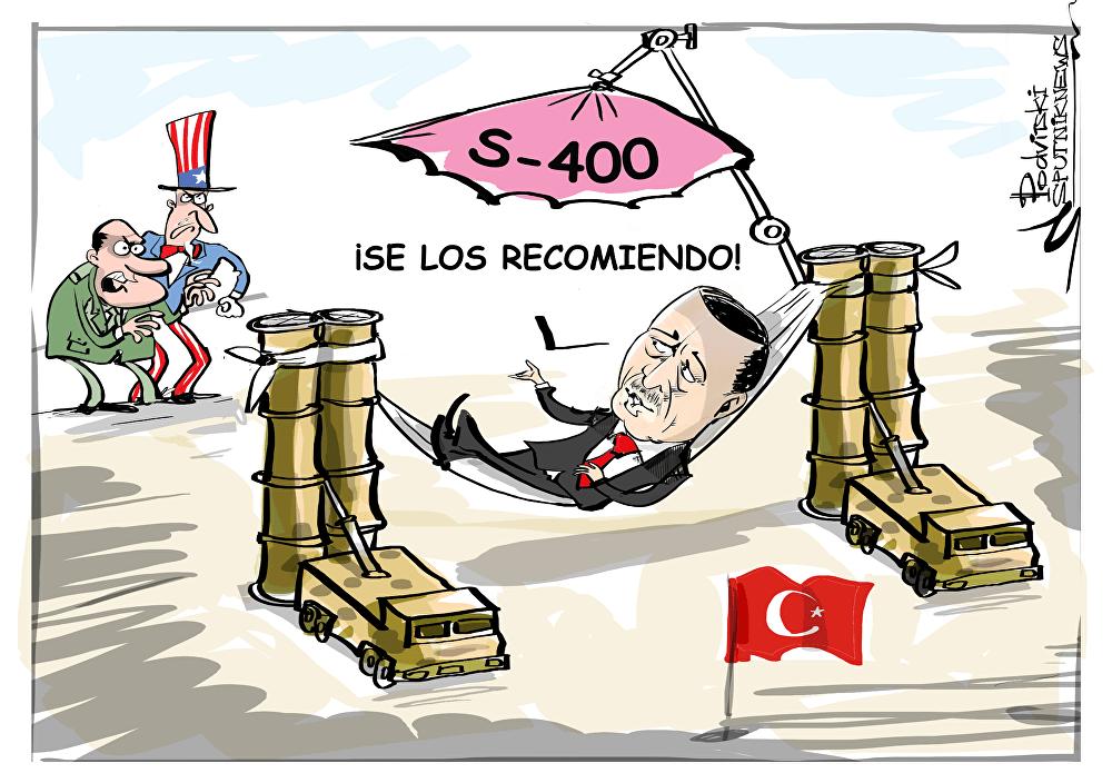 Turquía saca a EEUU de sus casillas con los S-400