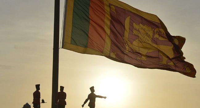 Resultado de imagen de bandera sri lanka