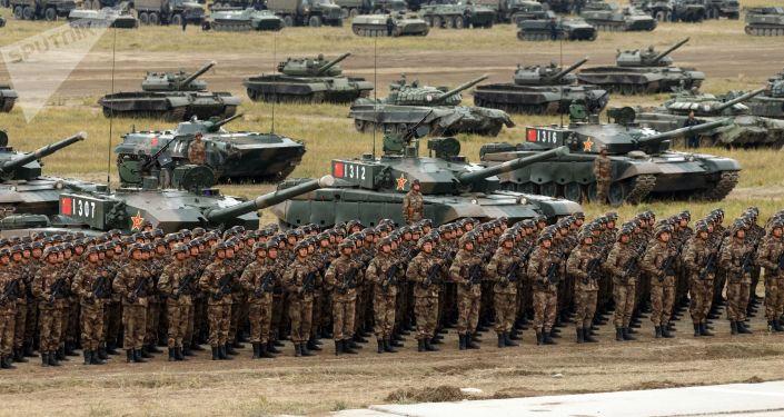 Maniobras conjuntas entre Rusia y China
