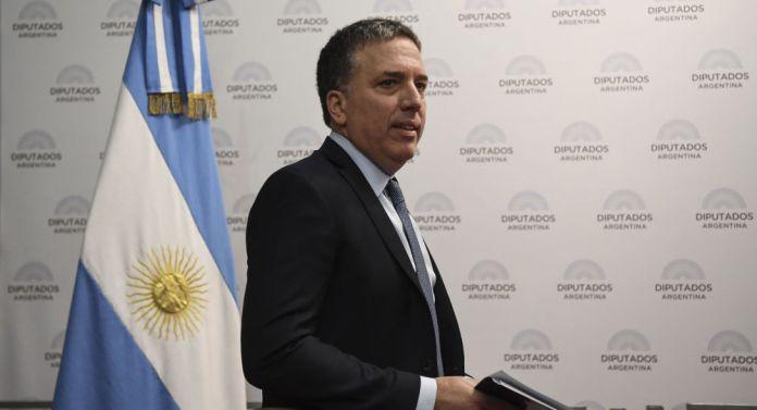 Nicolás Dujovne, ministro de Hacienda de la Argentina
