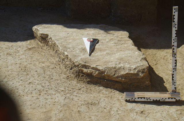 Sarcófago encontrado en Crimea